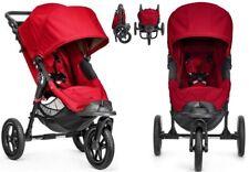 Baby Jogger Kinderwagen stroller Buggy CITY ELITE +CRIMSON/RED+PAŁĄK