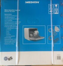 Medion MD 37004 Mini Geschirrspüler Spülmaschine Tischgeschirrspüler NEU & OVP