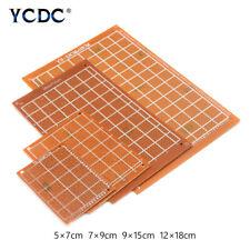 PROTOTYPE PCB CIRCUIT BOARD UNIVERSAL BREADBOARD FOR DIY SOLDERING 5/10PCS