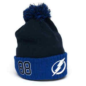 Tampa Bay Lightning Andrei Vasilevskiy number 88 №88 hat cap NHL hockey team #88