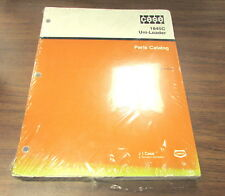 Case 1845C Uni-Loader Parts Catalog Manual 8-2314 1991