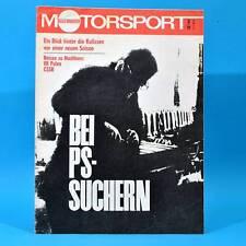 DDR Illustrierter Motorsport IMS 3 1972 MZ Simson Puch MC 125 175 Monte Carlo A