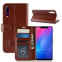 Flip Stand PU Leather Protective Wallet Case Cover Skin For Elephone A5 A5 Lite