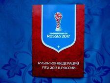 Russland - 2017 Confederation CUP in Russland   FOLDER   POSTFRISCH