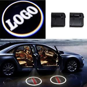 For Suzuki LED Logo Laser Wireless Door Courtesy Welcome Shadow Light 2pcs