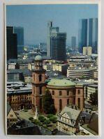 Frankfurt Main Paulskirche St. Pauls Church Postcard (P284)