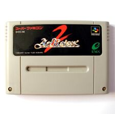 Rare ACTRAISER 2 version JAP - jeu / game Nintendo SNES Super Famicom (NTSC / J)