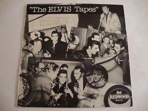 Elvis Presley LP The Elvis Tapes (Redwood RED.1, UK)