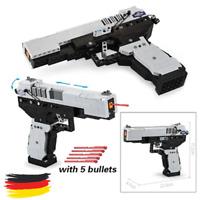 Technic Pistole Gewehr Waffe 42056 42083 Blöcke Bausteine MOC 42110 x 412 Teile