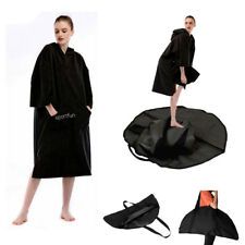 Surf Changing Poncho Bath Robe + Wetsuit Changing Mat / Waterproof Dry Bag