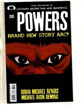 7 Powers Image Comics # 31 32 33 36 37 + Annual # 1 + #12 Monthly June 2001 MF15