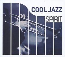 SPIRIT OF COOL JAZZ (NEW VERSION) (COUNT BASIE, NORA JONES,...)  4 CD NEUF