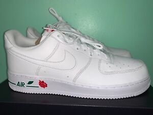 2021 Nike Air Force 1 Low '07 LX White Rose Foam sz 9.5-11 CU6312-100