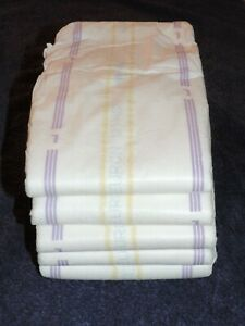 5 x Euron Wings Large Belted Adult Nappies - Diapers.