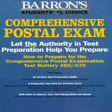 How to Prepare for the Comprehensive U. S. Postal Service Examination by Philip