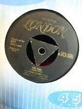 Sanford Clark - The Fool / Lonesome For A Letter - GOLD LONDON TRI 45rpm RARE...
