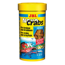 JBL NovoCrabs 250 ml, Hauptfutter-Chips für Krebse