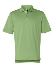 ADIDAS Golf Men's ClimaCool Short Sleeve Polo Shirt NEW A03 PEAR Medium