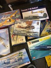 Roden Albatros D.Iii + 8 Other Models 1/72 Wwi Model Airplane Kit Lot! Wow!
