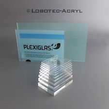 PLEXIGLAS Zuschnitt / ACRYLGLAS Zuschnitt 2-20mm Platte glasklar Top
