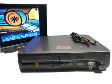 Panasonic SA-HT820V 5-Disc DVD/CD Player & Super Drive VCR No remote
