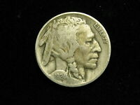 NEW INVENTORY SALE VF 1924  BUFFALO NICKEL IN COLLECTIBLE CONDITION #232H