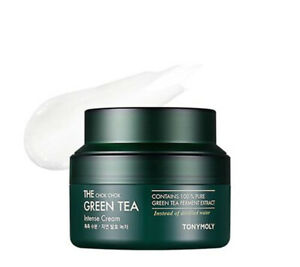 [TONYMOLY] The Chok Chok Green Tea Intense Cream (Large capacity) - 100ml