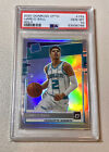 LAMELO BALL 2020-21 Optic Rated Rookie SILVER HOLO PSA 10!!! #53 Hornets RC! 🔥