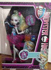 MONSTER high LAGOONA BLUE Bambola DOT Dead Gorgeous NUOVO CON SCATOLA RARA