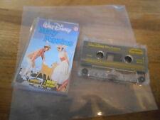 Tape Kinder Disney : Mary Poppins (51 min) KARUSSELL DISNEYLAND Lilo Pulver