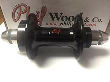 Phil Wood Kiss Off Rear Single speed hub 32h 135mm Bolt On Black