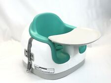 Bumbo Baby Seat Safety Belt Straps Booster With Tray Excellent Condition