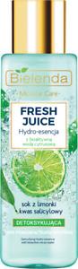 Bielenda Moisturiser Detoxifying Hydro Essence 110ml face skin refresh smoothing