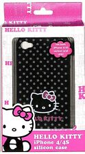 Hello Kitty for iPhone 4 / 4S Silicone Gel Case
