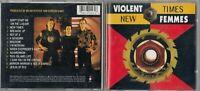 Violent Femmes - New Times (CD, May-1994, Elektra)