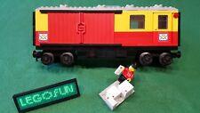 LEGO® 12V 7819 Post-Waggon / Post Wagon train z.B. 7727 7735 7750 7755 7760