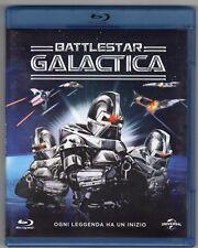 Blu-ray BATTLESTAR GALACTICA Ogni leggenda ha un inizio Richard HATCH