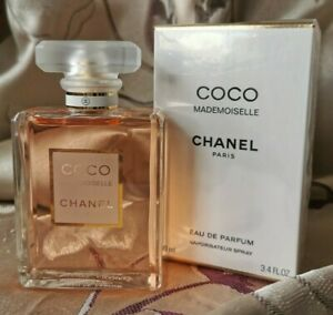 COCO MADEMOISELLE By Chanel For Women 3.4 oz / 100ml Eau de Parfum New, Sealed
