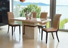 Unbranded Marble Contemporary Kitchen & Dining Tables