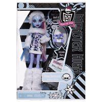 Monster High - ABBEY BOMINABLE DOLL - VHTF - UNOPENED ~ MATTEL