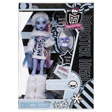 Monster High - ABBEY BOMINABLE DOLL - VHTF - UNOPENED ~ MATTEL