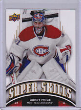 2008-09 Upper Deck Super Skills #SS12 Carey Price SP