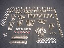 RC10GT2 Stainless Steel Hex Head Screw Kit 175++ pcs COMPLETE Team Associated