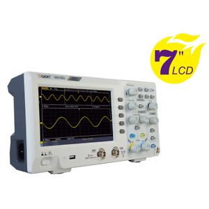 Owon SDS1202 200Mhz 2 Channel Digital Storage Oscilloscope with probes