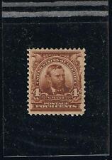 US Sc# 303 4c Grant Regular Postage Stamp Issue