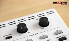"Akai MPC 2500 Aluminium Bouton Rotatif KNOBS ""the Purist"" (Noir)"