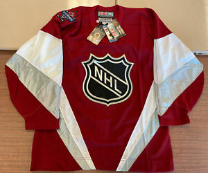 1998 NHL All Star game Jersey No Name BNWT Sz 48 CCM