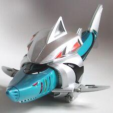 2008 Power Rangers Jungle Fury DX Deluxe Shark Zord COMPLETE Disney JPN megazord