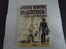 McLintock! / Angel and the Badman DVD***NEW***
