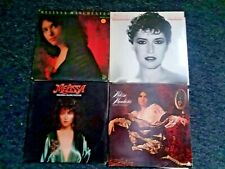 MELISSA MANCHESTER~4 lp's~Hey Ricky-Bright Eyes-Home To Myself-Melissa-SALE!!!